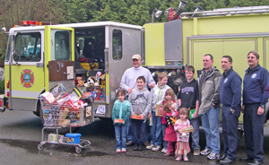 Fire District Donations
