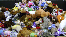 Stuffed Animal Table